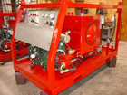 15 K Grease Injection Skid